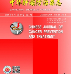 热烈祝贺《中华肿瘤防治杂志》继续入编2017版中文核心期刊