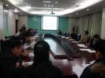 我院医疗质量与安全管理委员会召开会议