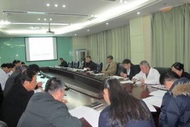 我院医疗技术管理委员会召开会议