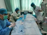 我院成功开展济南市首例EKG定位+超声引导上臂输液港植入术