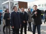 省委常委、济南市委书记王忠林调研我院质子中心