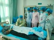 省級腫瘤及呼吸??谱o士在我院圓滿完成臨床實踐