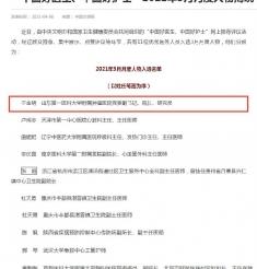 """喜讯:中国工程院院士、我院院长于金明获评""""中国好医生""""月度人物"""